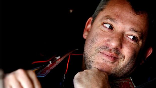 Three-Time NASCAR champ Tony Stewart hospitalized--IMAGE
