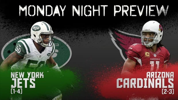 Monday Night preview: Jets vs. Cardinals IMAGE