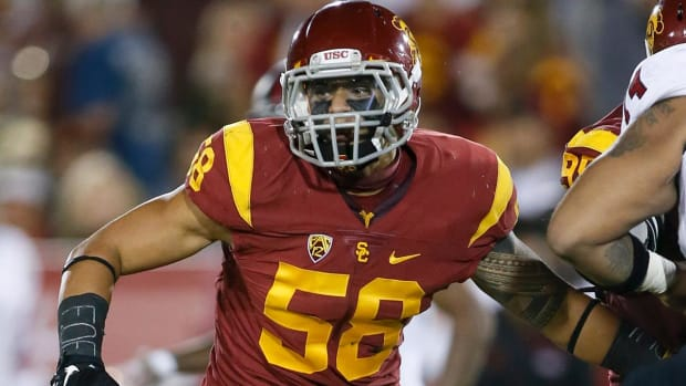 Report: USC linebacker Osa Masina accused of two rapes - IMAGE