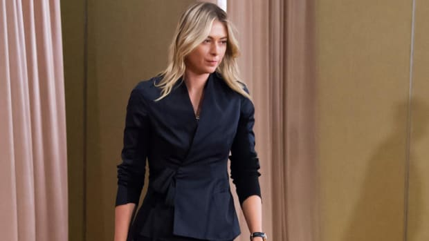 Maria Sharapova suspended two years for doping - IMAGE