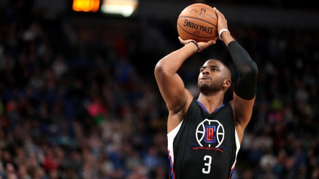 NBA Power Rankings: Balanced attack propels Clippers to strong start - IMAGE