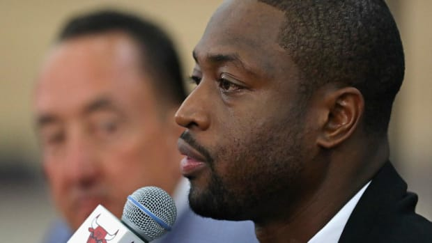 Two mean charged in the shooting of Dwyane Wade's cousin--IMAGE