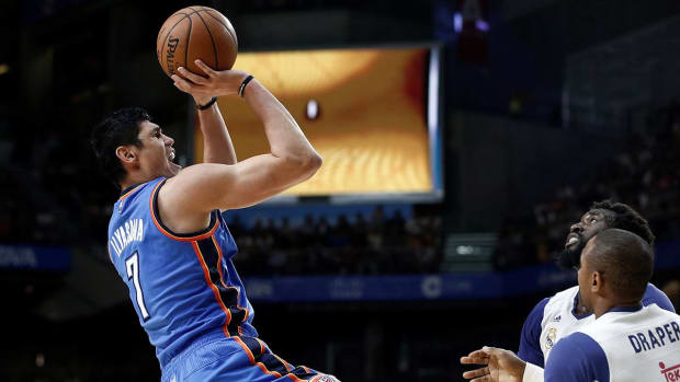 76ers trade Jerami Grant to Thunder for Ersan Ilyasova, draft pick - IMAGE