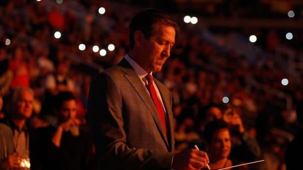 Phoenix Suns fire head coach Jeff Hornacek - IMAGE