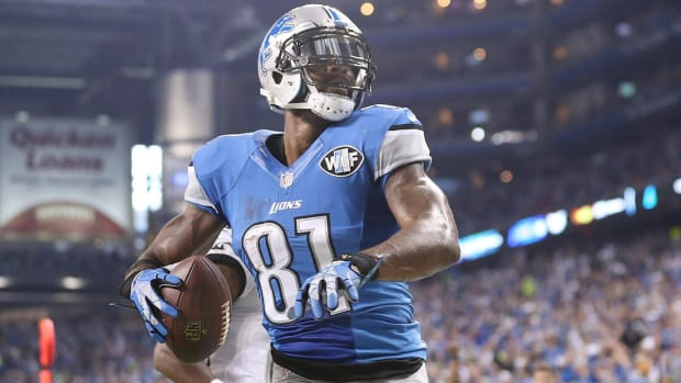 Lions want retirement decision from Calvin Johnson--IMAGE