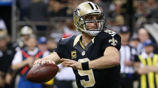 The MMQB Spotlight: Drew Brees IMAGE