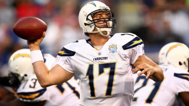 The MMQB Spotlight: Philip Rivers IMAGE