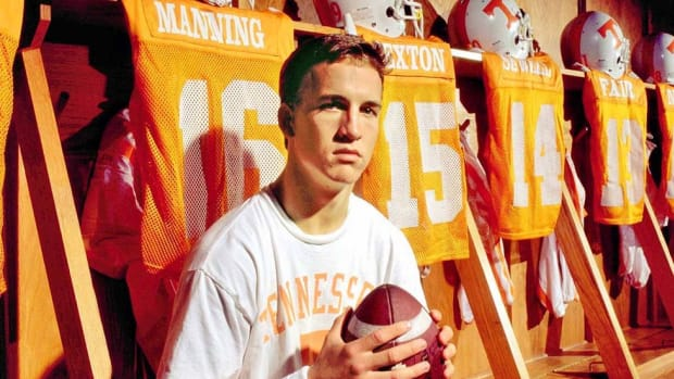 The dawn of the legend: Remembering Peyton Manning's time as a Tennessee quarterback sensation