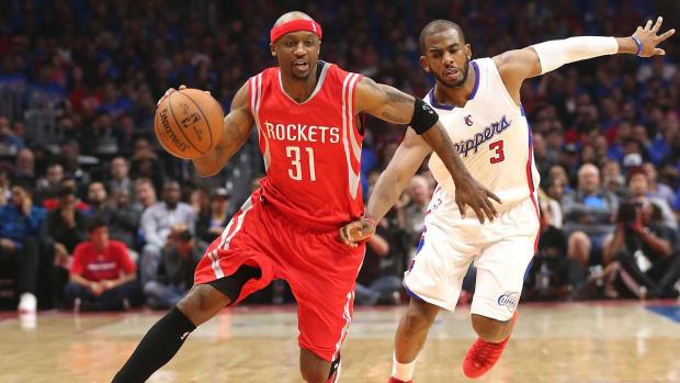 Rockets guard Jason Terry interviews for UAB coaching job -- IMAGE