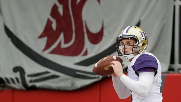 Washington captures Pac-12 North title with win over Washington State - IMAGE