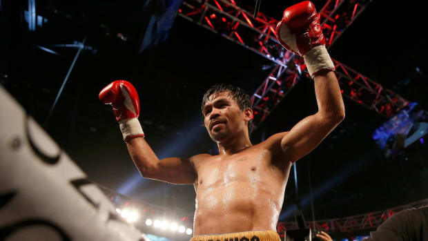 Manny Pacquiao to come out of retirement, fight on Nov. 5 - IMAGE