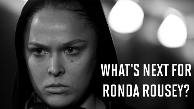 New Ronda Rousey commercial suggests comeback - IMAGE