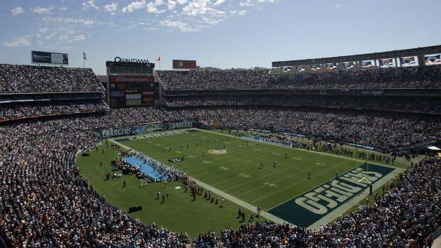 San Diego Chargers stadium vote fails - IMAGE