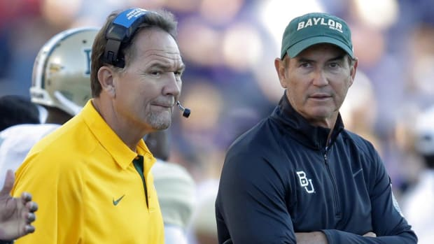 Report: Phil Bennett to replace Art Briles at Baylor -- IMAGE