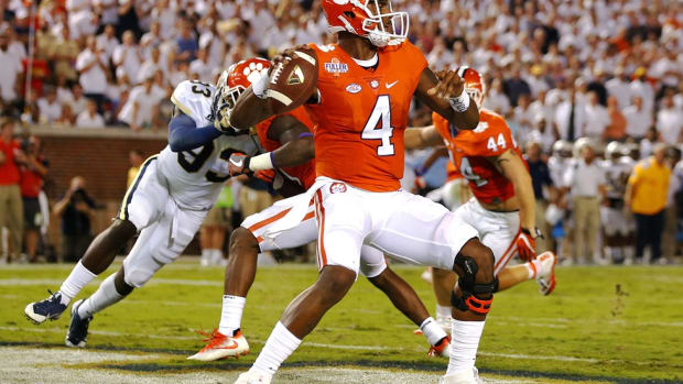 Playoff positioning: Which ACC team (s) can challenge for a spot in the national semifinals?