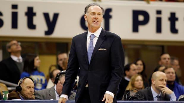 Report: TCU close to hiring Pittsburgh coach Jamie Dixon - IMAGE