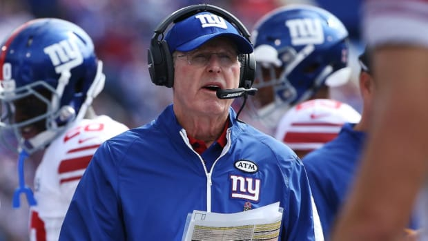 Ex-Giants coach Tom Coughlin joins NFL's football operations department --IMAGE