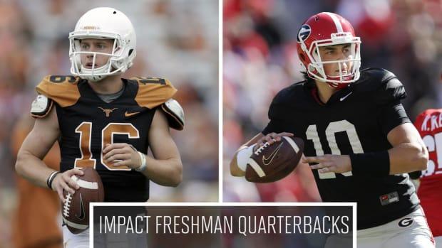 Which freshman quarterbacks will make an immediate impact? -- IMAGE