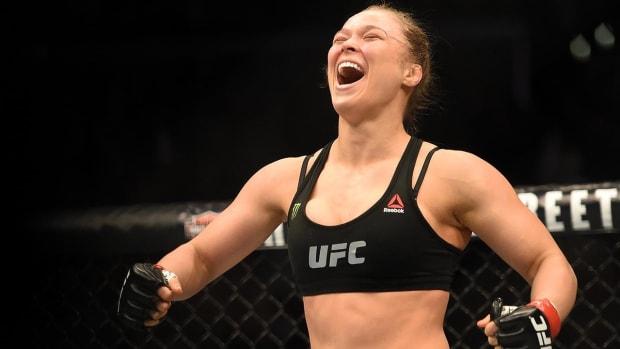 Dana White announces Ronda Rousey's return to octagon - IMAGE
