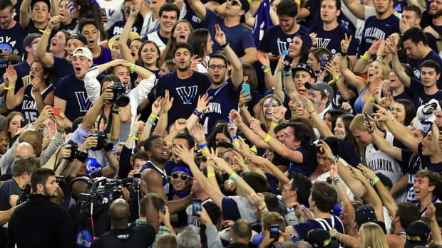 A national title, a 21st birthday and a family journey: The tale of one Villanova student's magical weekend