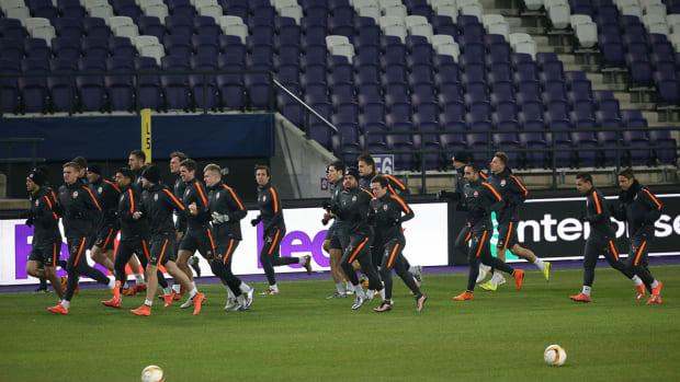 Belgium national soccer team