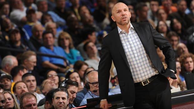 Bucks coach Jason Kidd returning to sidelines next week--IMAGE