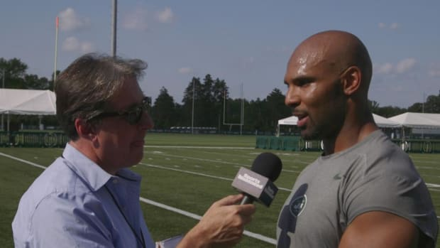 Matt Forte: I'm chomping at the bit to get back on the field --IMAGE
