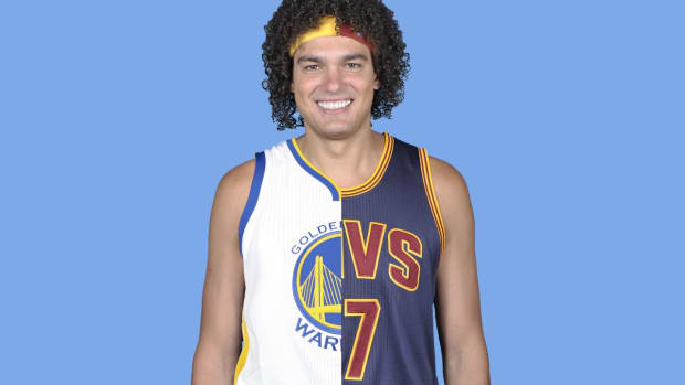 Wait, is Anderson Varejao guaranteed a ring? -- IMAGE