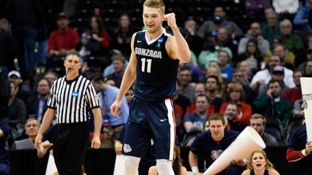 The best post player left in the Big Dance, Domantas Sabonis leads No. 11 Gonzaga into Sweet 16