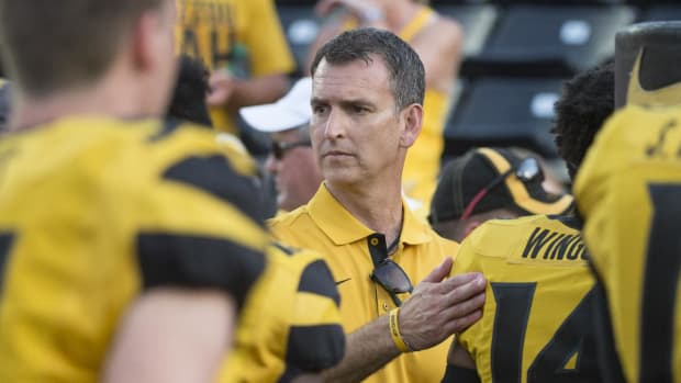 Missouri's Mack Rhoades hired as Baylor athletics director - IMAGE
