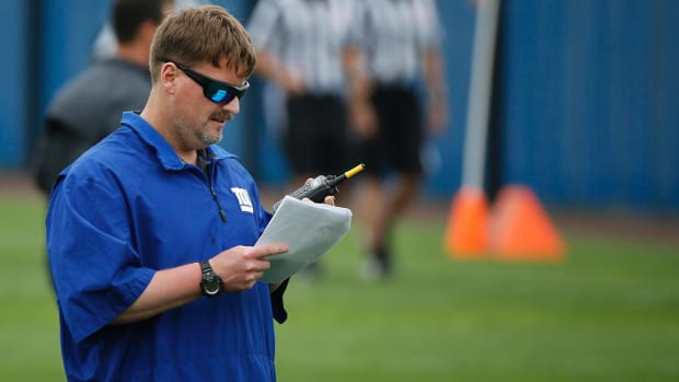 Report: Giants to hire Ben McAdoo as head coach - IMAGE