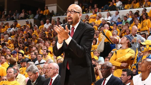 Report: Grizzlies offer head coach job to Heat assistant David Fizdale--IMAGE