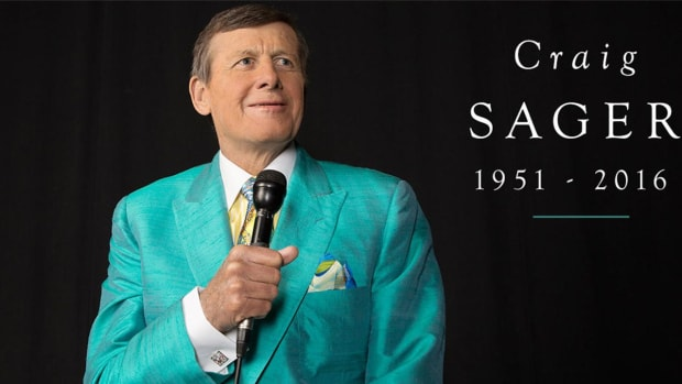 Legendary NBA broadcaster Craig Sager dies after battle with leukemia - IMAGE