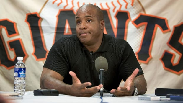 Barry Bonds on public image: 'I was a dumbass' -- IMAGE