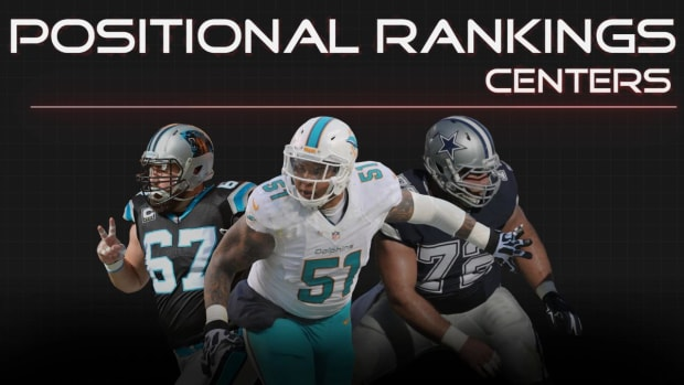 Positional Rankings: Centers IMAGE