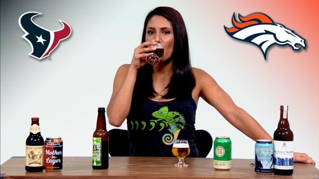 Monday Night Football Beer Pick 'Em Week 7: Houston Texans vs Denver Broncos IMG