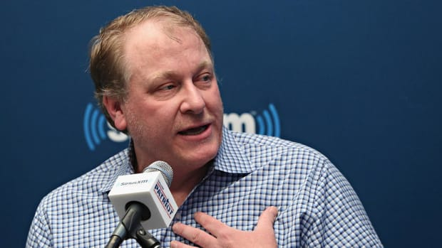 Curt Schilling: 'I didn't bring my work clothes that day' IMAGE