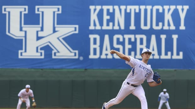 As Kentucky's Kyle Cody prepares for the MLB draft, memories of his late brother drive him toward success
