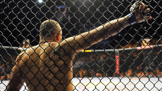 New York state passes bill to lift ban on MMA--IMAGE
