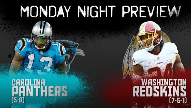 Monday Night preview: Carolina vs. Washington IMAGE