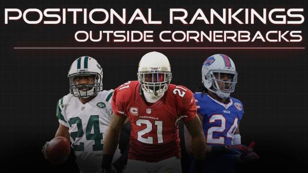 Positional Rankings: Outside cornerbacks IMAGE