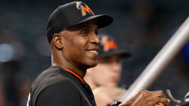 Report: Marlins fire Barry Bonds -- IMAGE