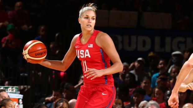 WNBA star Elena Delle Donne comes out publicly -- IMAGE