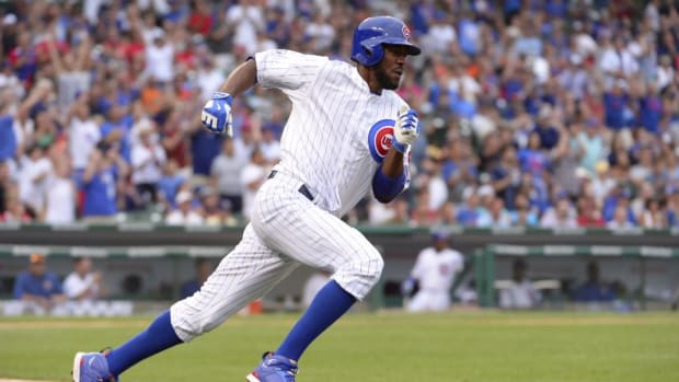 Cubs place Dexter Fowler on 15-day DL--IMAGE