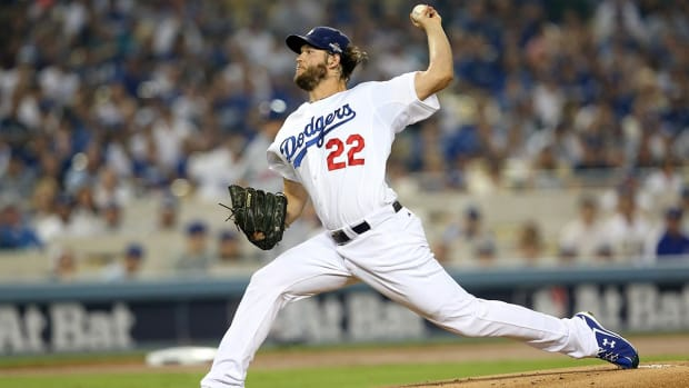 Clayton Kershaw to start Friday vs. Marlins--IMAGE