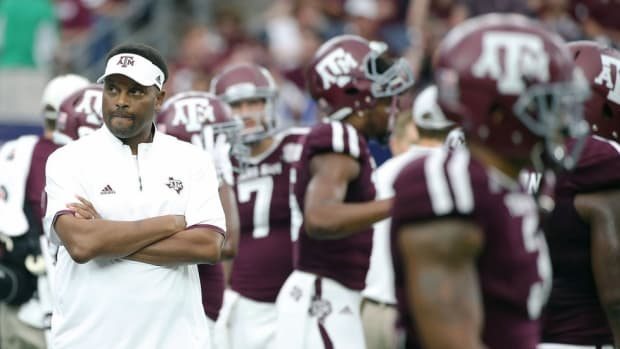 Serenity Now: Kevin Sumlin has Texas A&M off on the right foot, but can he maintain enough stability to secure his job?