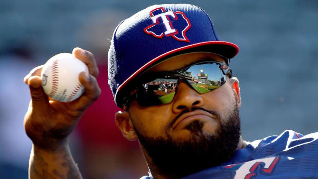 Prince Fielder out for the season, will undergo neck surgery - IMAGE