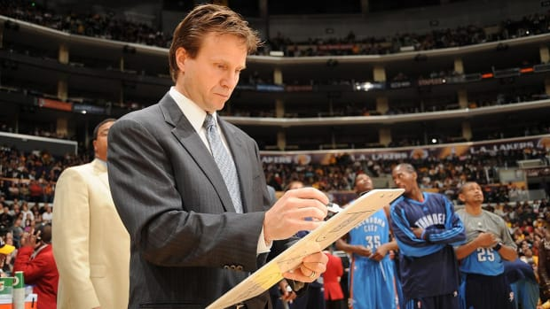 Report: Wizards, head coach Scott Brooks agree to five-year deal--IMAGE
