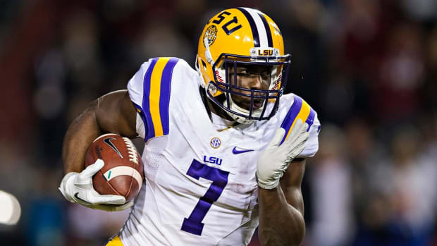 Leonard Fournette will not play in LSU's bowl game to focus on NFL Draft - IMAGE
