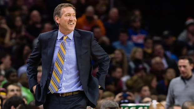 Report: Knicks, Jeff Hornacek agree to 3-year deal worth $15M -- IMAGE